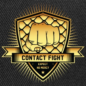 Contact Fight Gold - Snapback Cap