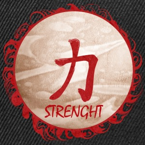 strenght - Snapback-caps