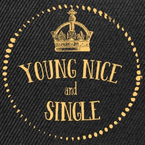 Young Nice and SINGLE - Snapback Cap