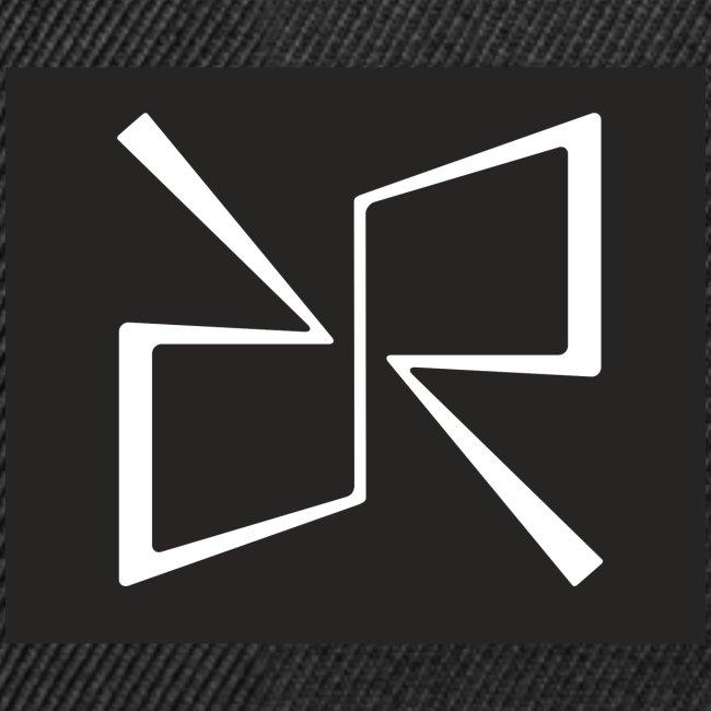 Rymdreglage logotype (RR)
