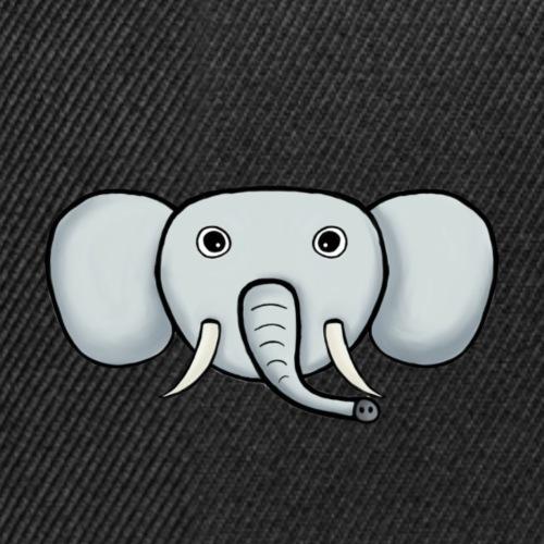 Elephant - Casquette snapback