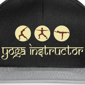Yoga Instructor - Casquette snapback