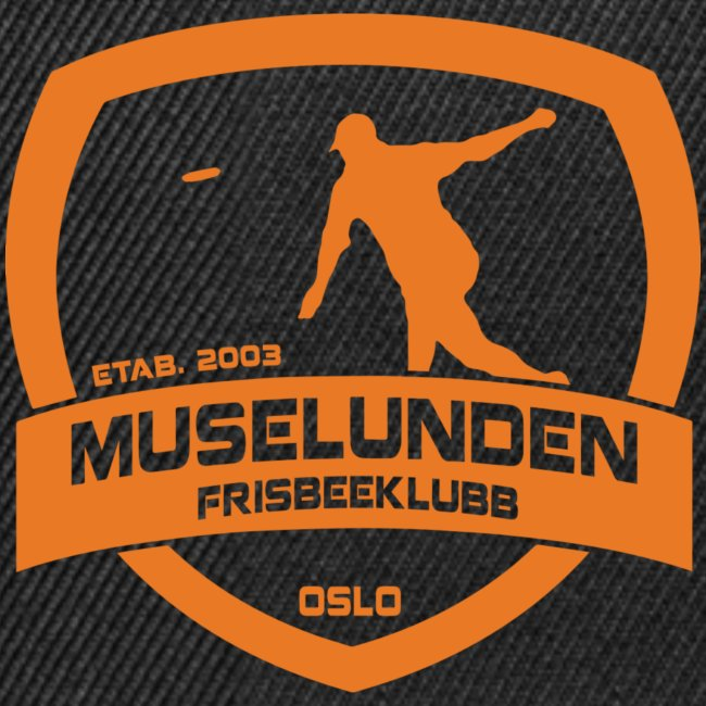 muselunden lysereoransje transparent png