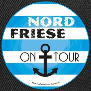 Nordfriese on tour - Snapback Cap
