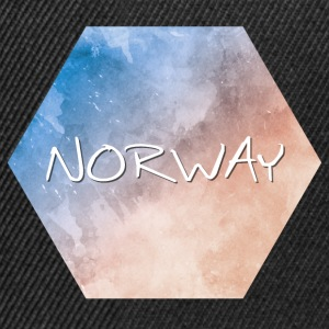 Norway - Norwegen - Snapback Cap