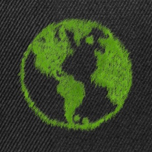 Green Grass World - Snapback Cap