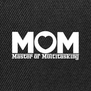 MOM - Master of Polyvalence! - Casquette snapback