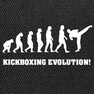 Kickboxing Evolution, gave til Kickboxer - Snapback-caps