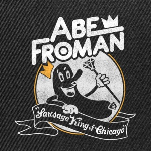 Sausage King of Chicago Abe Froman - Snapback Cap