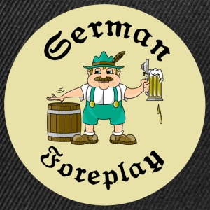 German Foreplay - Snapback Cap