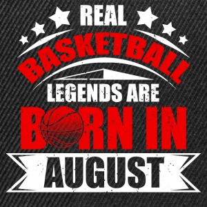 Basketball Legends! Birthday Birthday! Present! - Snapback Cap