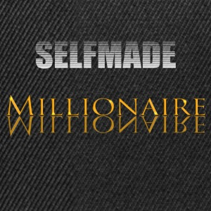 Self Made Millionaire - Casquette snapback