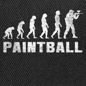 Evolution Paintball Shirt - Paintball T-shirt - Snapback Cap