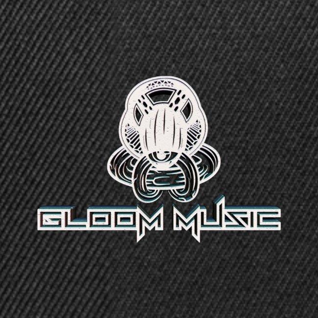 GLOOM MUSIC LOGO 3D