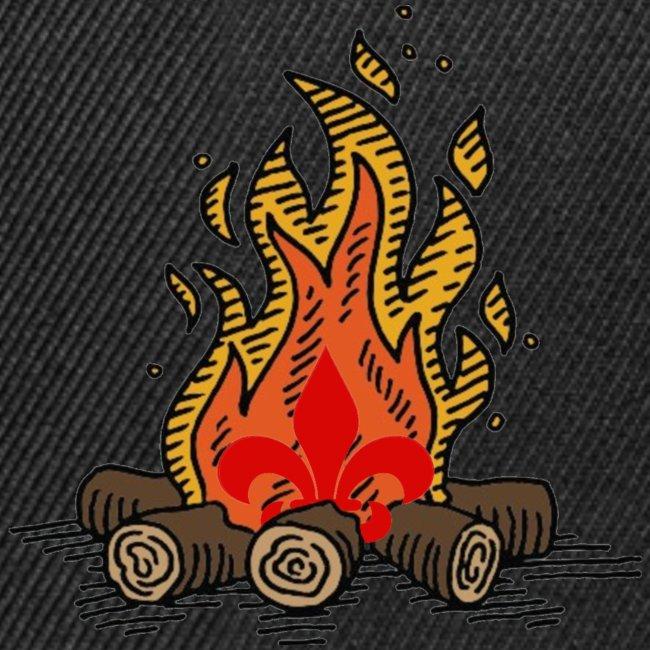 """The Campfire"" line"