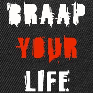 Braapyourlife équipage - Casquette snapback