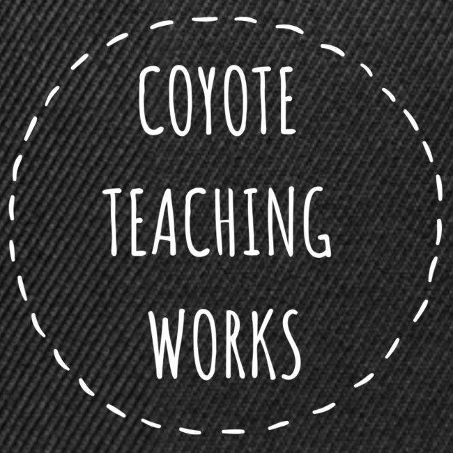 COYOTE TEACHING WORKS white