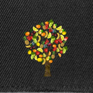 fruit Tree - Casquette snapback