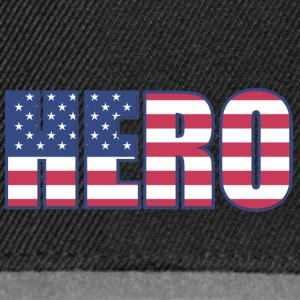 Hero USA - Snapback cap