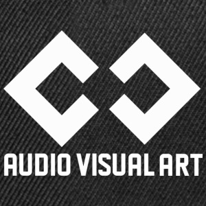 AUDIO VISUAL ART T-SHIRT - Snapback Cap