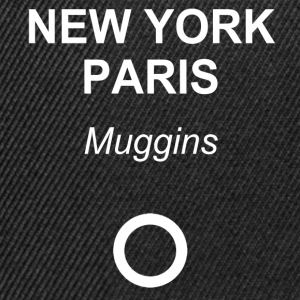 New York, Paris, Muggins! - Snapback Cap
