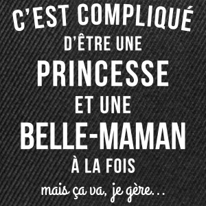 Belle maman - Casquette snapback