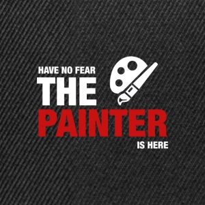 Avoir No Fear The Painter Is Here - Casquette snapback
