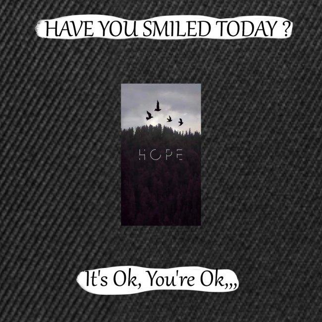 HAVE YOU SMILED TODAY ?