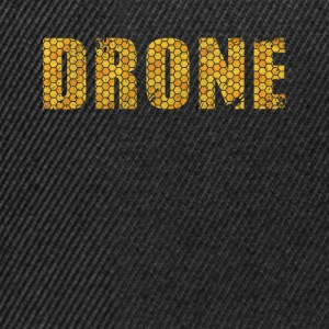 Drone in design / gift. Order here. - Snapback Cap