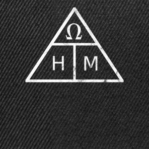 The Ohm's law in a triangle - Snapback Cap