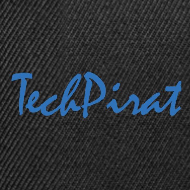 TechPirat blau