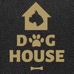 Dog House - Snapback Cap