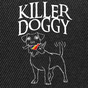 Killer Doggy Unicorn - Unicorn White - Snapback Cap