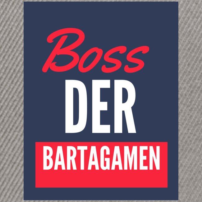Boss der Bartagamen LOGO
