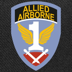 First Allied Airborne Army - Casquette snapback