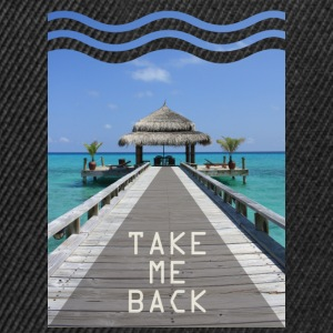 Take me back - Snapback cap