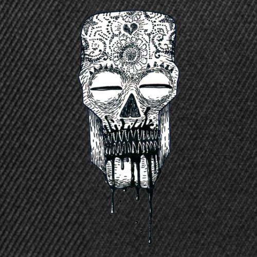 Crâne Latino - Casquette snapback
