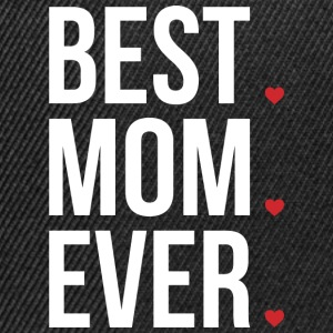 Best Mom Everlove Mothers day - muttertag - Snapback Cap