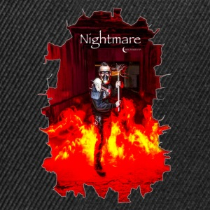 Nightmare - Snapback Cap