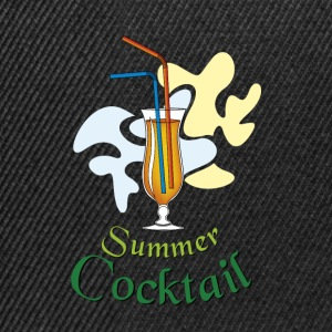 sommer cocktail - Snapback Cap