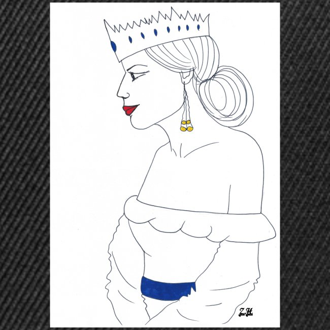 Queen Abstract