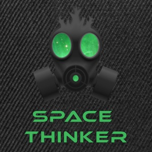 Space Thinker - Snapback-caps