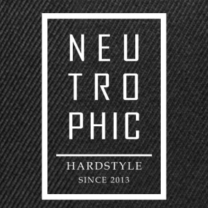 Neutrophic TextFrame - Casquette snapback
