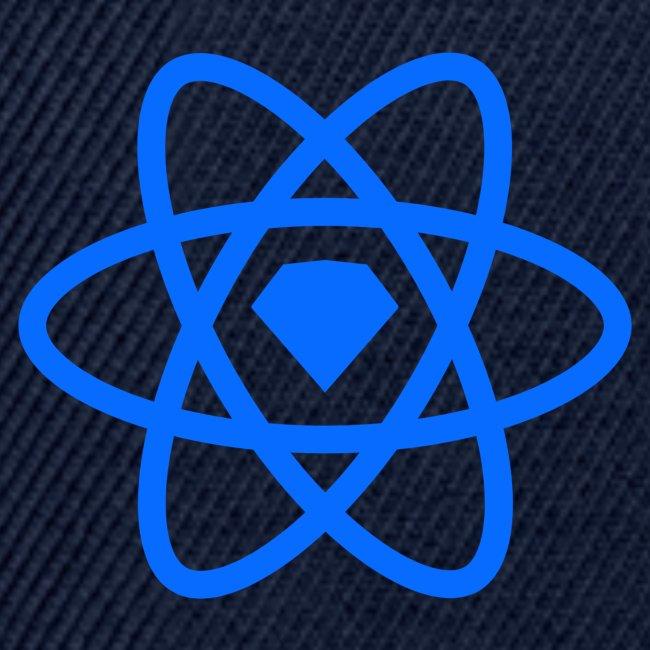 Sketch2React Logo Blue