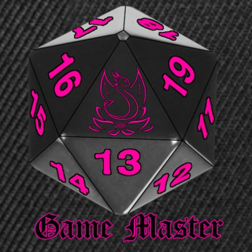 Game master pink - Casquette snapback