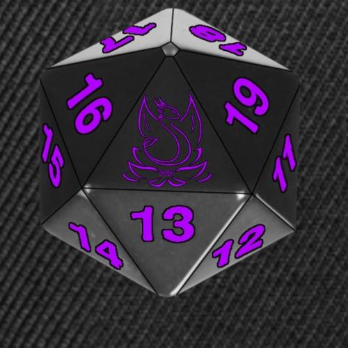 Game purple - Casquette snapback