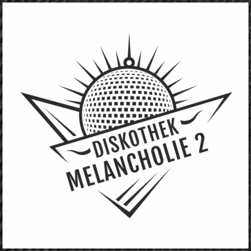 Diskothek Melancholie 2 - black