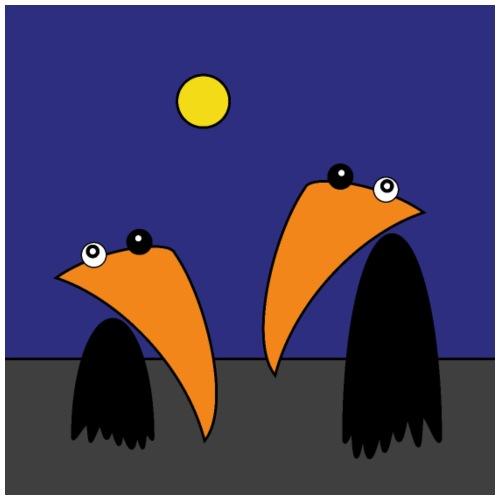 Raving Ravens - halloween