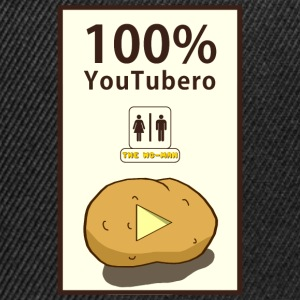 100% YouTubero WC-Man - Snapback-caps