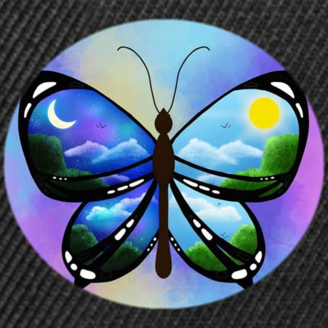 Blue Butterfly nature amazon